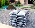 埋炭専用高性能木炭 500L