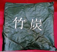 床下調湿用 不繊布入り高温焼竹炭 1ケース6袋